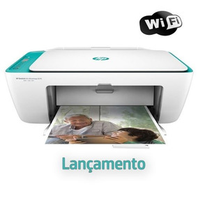 Multifuncional Hp 2675 (3635) Wifi Copiadora Scan Bivolt