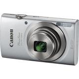 Camara Digital Canon Elph 180 Plata 20mpx Pantalla 2.7