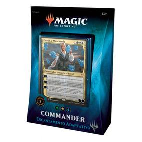 Deck Commander 2018 - Encantamento Adaptativo