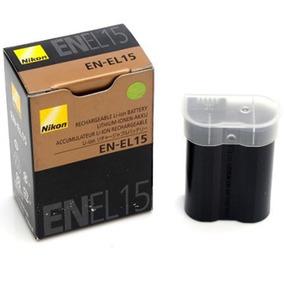 Bateria Original En-el15 D7100 D600 D800 1 V1 D750 D810a