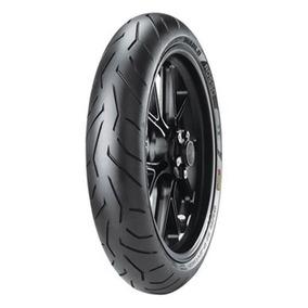 Pneu 110/70-17 Pirelli Rosso 2 Cb300 Z300 Twister Fazer