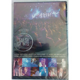 Salsa Gigants/ Cd+dvd Nuevo Y Original