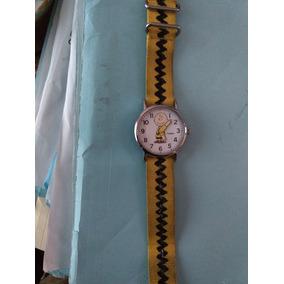 Reloj Timex Snoopi,