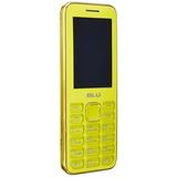 Blu Diva Ii Telefono Celular , 2.4 , Amarillo