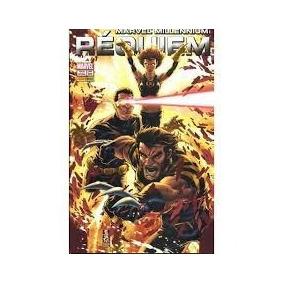 Marvel Millennium Réquiem Edição Especial Panini