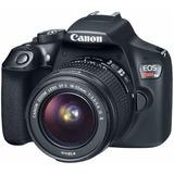 Canon Eos Rebel T6 18-55mm + Sd 16gb   Garantía