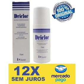 Driclor Rollon 75ml Original Stiefel Envio Imediato Brasil