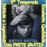 Serie Motel Bates ( 5ª Temporada) Com O Frete Grátis