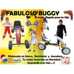 Espectacular Buggy A Pedal Para (niños Y Niñas)