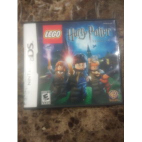 Juego Harry Potter Lego Para Nintendo Ds En Mercado Libre Mexico