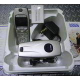Celular Nokia Vintage ( Telcel ) Con Todos Sus Accesorios