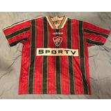 622826ee58 Camisa Fluminense Home 1997 - adidas - Sportv - Tamanho  G