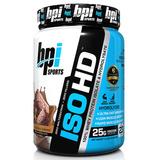 Iso Hd Bpi Sports 759g - Proteina 100% Isolada - Baunilha