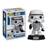 Funko Pop Stormtrooper #05 Star Wars Figura Muñeco Juguete
