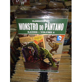 Monstro Do Pântano Raízes 2 Lacrada