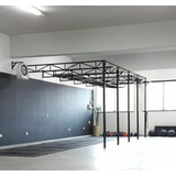 Power Rack Gaiola Crossfit Funcional