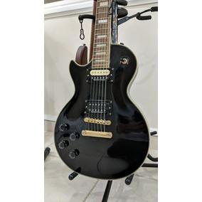 Guitarra Epiphone Les Paul Custom Pro Zurdo