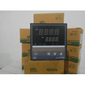Pirometro Digital Rkc C700 Control Temperatura Horno
