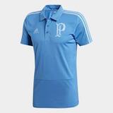 Camisa Polo Do Palmeiras Azul Camiseta Viagem Palmeiras Nova
