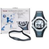 Reloj Pulsometro De Frecuencia Cardíaca + Banda Beurer Pm26