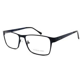 36519c74429b2 Armação De Óculos De Grau Metal Masculino Outras Marcas - Óculos no ...