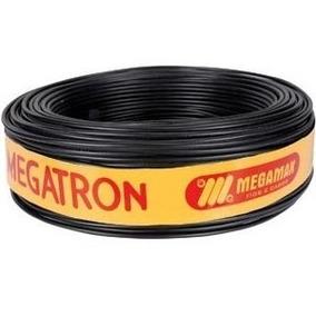 Cabo Flexivel 750v 2,5mm Rolo 100 Metros Megatron - Cores