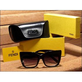 0f47ce96e70f3 Oculo Fendi Facet De Sol Rio Janeiro - Óculos no Mercado Livre Brasil