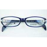 Armação Oculos Grau Speedo Azul Pequena Acetato Sport A778 c1ff776b39