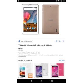 Tablet Multilaser Androide 7 Gb 8 Novo
