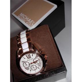 b2fa28dfc78 Relógio Michael Kors Fem. Mk 2266 Dourado - Relógios De Pulso no ...