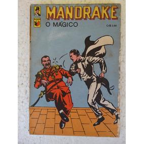 Mandrake Nº 2! Editora Saber 1970!