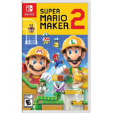 Super Mario Maker 2 - Nintendo Switch - Nuevo