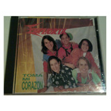 Cd - Euphoria - Toma Mi Corazon - 1993 - Original