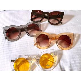 e48b07e32d44f Oculos De Sol Feminino Transparente Rosa Fendi - Óculos no Mercado ...