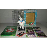 Box Dvd Ghostbusters Caça Fantasmas Limited Edition Gift Set