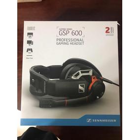 Sennheiser - Headset Gamer - Gsp 600 (leia Descrição)