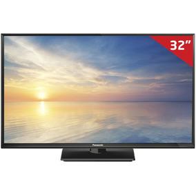 Tv Led 32 32f400b Panasonic, Hd Hdmi Usb Com Conversor Digi
