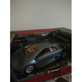 Miniatura Burago Lamborghini Diablo Zerada 1/18