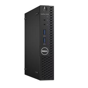 Pc Dell Optiplex 3050micro Core I5 7500t 500gb 4gb Win10p