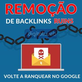 Remoção De Backlinks Ruins Spam De Seu Site Seo