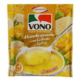 Kit 10 Sopa De Mandioquinha Com Cebola E Salsa Vono 17g