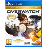 Overwatch Game Of The Year Ps4 Juego Original Fisico Sellado