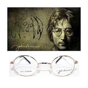 Armazon Lentes Geek John Lennon Retro Oficial Titanio L10!