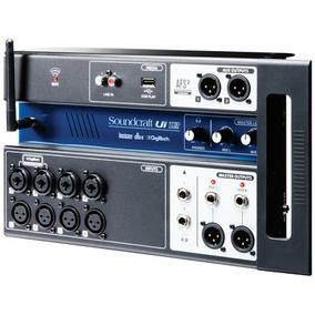 Soundcraft Ui12 Mesa De Som Digital