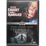 Dvd (2) Chucky El Muñeco Diabólico / El Horror De Amityville