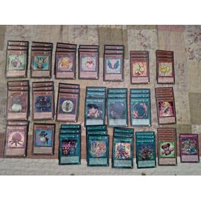 Yu-gi-oh Combo Set,deck Com 80 Cartas Fofanimal (fluffal).