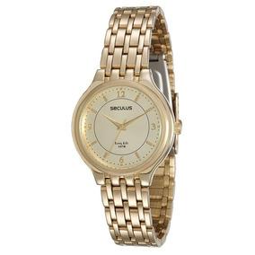 Relógio Seculus Feminino Analógico 25537lpsvda1
