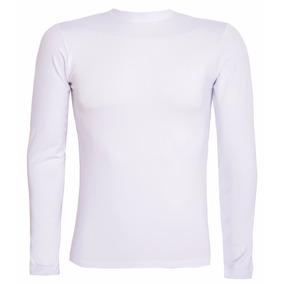Kit 3 Camisa Térmica Branca Proteção Uv Fps 50+ 9ef17fc9cb692