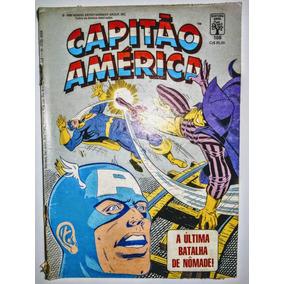 Hq - Capitão América - Nº 108 (desgastada)