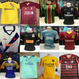 Camisas De Time (nacionais E Internacionais)